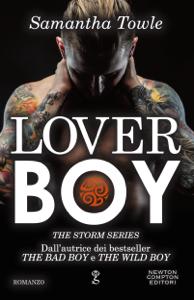 Lover Boy Copertina del libro