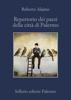 Roberto Alajmo - Repertorio dei pazzi della città di Palermo artwork