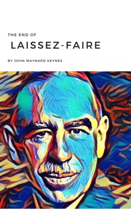 The End of Laissez-faire La couverture du livre martien