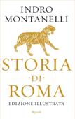 Storia di Roma (edizione illustrata) Book Cover