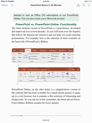Office 365 Features Ppt