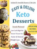Easy & Delish Keto Desserts
