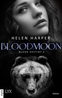 Helen Harper - Blood Destiny - Bloodmoon artwork