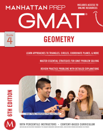 GMAT Geometry book