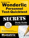 Secrets Of The Wonderlic Personnel Test-Quicktest Study Guide