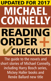 Michael Connelly Reading Order and Checklist