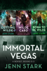 Jenn Stark - Immortal Vegas Series Box Set Volume 1: Books 0-3  artwork