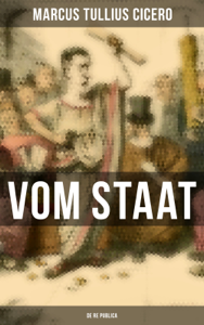 Vom Staat - De re publica Buch-Cover