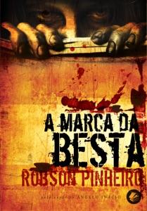 A marca da besta Book Cover