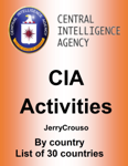 CIA Activities by country List of 30 countries