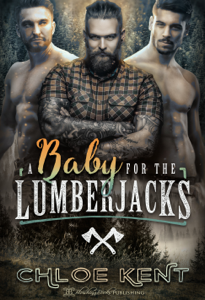 A Baby for the Lumberjacks Boekomslag