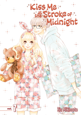 Kiss Me At the Stroke of Midnight Volume 7 - Rin Mikimoto book