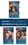 Harlequin Medical Romance December 2018 - Box Set 2 Of 2