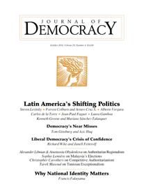 Understanding Authoritarian Regionalism
