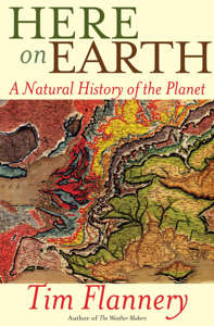 Here on Earth Book Cover