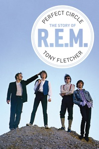 Perfect Circle: The Story of R.E.M. Book Cover