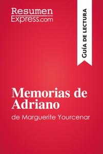 Memorias de Adriano de Marguerite Yourcenar (Guía de lectura) Book Cover