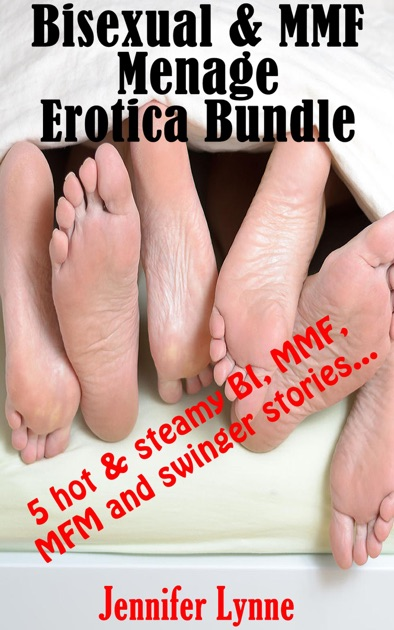 Bisexual & MMF Ménage Erotica Bundle by Jennifer Lynne on Apple ...