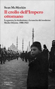 Il crollo dell'impero ottomano Libro Cover