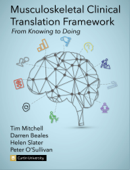 Musculoskeletal Clinical Translation Framework: From Knowing to Doing