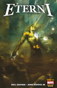 Eterni (Marvel Collection) Copertina del libro