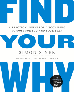 Find Your Why Cover Book