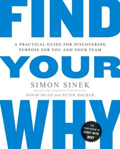 Find Your Why La couverture du livre martien
