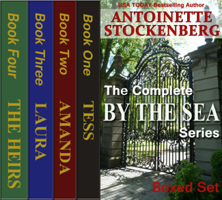 The Complete By The Sea Series Boxed Set - Antoinette Stockenberg