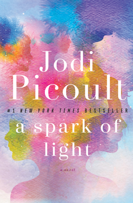 Jodi Picoult - A Spark of Light book