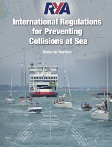 RYA International Regulations for Preventing Collisions at Sea (E-G2) Libro Cover