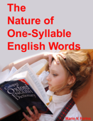 The Nature of One-Syllable English Words
