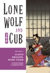 Lone Wolf And Cub Volume 7 Cloud Dragon Wind Tiger