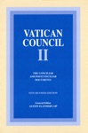 Vatican Council II The Conciliar And Postconciliar Documents
