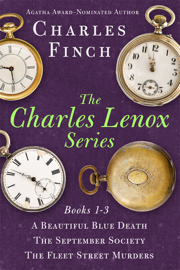 The Charles Lenox Series, Books 1-3 book