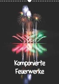 Kalender Zum Selberdrucken Komponierte Feuerwerke 2018