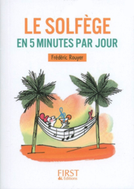 Petit livre - Le solfège en 5 minutes par jour