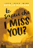 Lo sapevi che I miss you? Book Cover