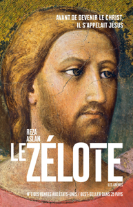Le Zélote La couverture du livre martien