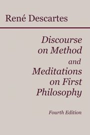 Discourse on Method and Meditations on First Philosophy book
