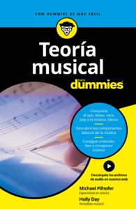 Teoría musical para Dummies by Michael Pilhofer & Holly Day