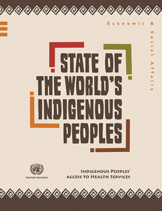 State of the World's Indigenous Peoples Libro Cover
