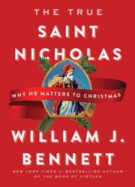 The True Saint Nicholas book