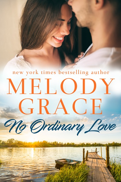 No Ordinary Love - Melody Grace book cover