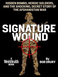 Signature Wound book