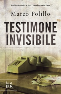 Testimone invisibile Book Cover