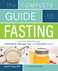 The Complete Guide to Fasting Copertina del libro