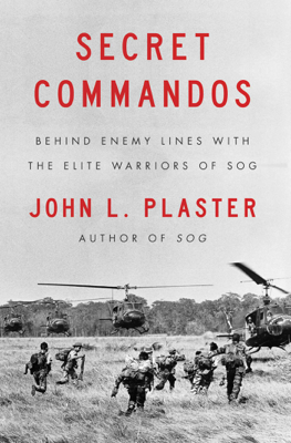 Secret Commandos - John L. Plaster book