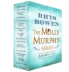Molly Murphy Series Books 1-15