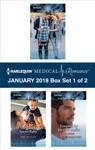 Harlequin Medical Romance January 2018 - Box Set 1 Of 2
