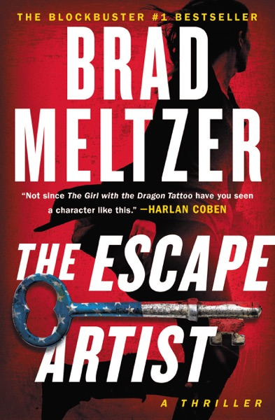 The Escape Artist - Brad Meltzer book cover